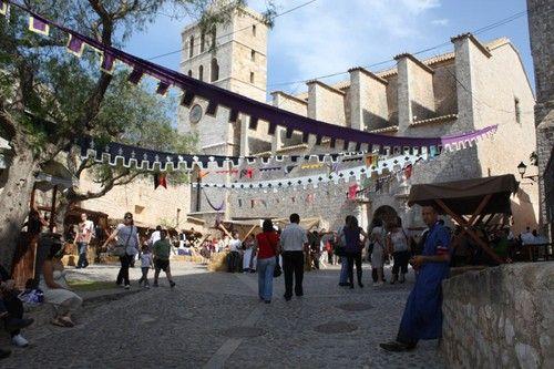 Feria Medieval en Ibiza