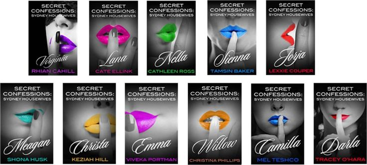 #Sydneywives http://escapepublishingblog.wordpress.com/2014/10/09/reveal-secret-confessions-sydney-housewives/