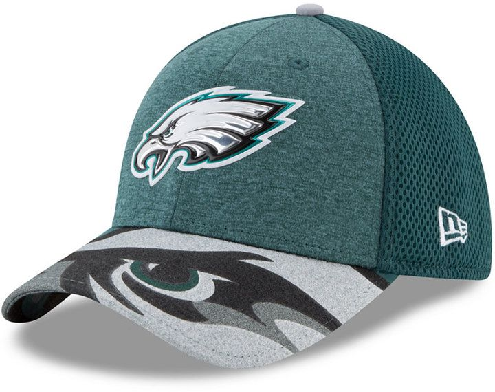 New Era Philadelphia Eagles 2017 Draft 39THIRTY Cap