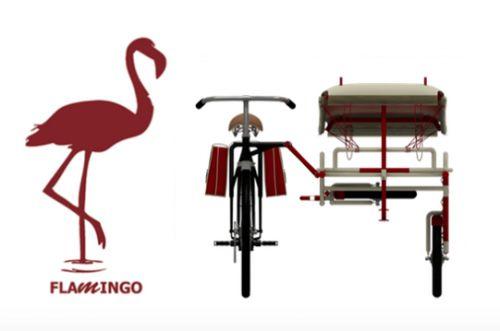 Viaggi: #Lanatomia del #fenicottero e la bicicletta (link: http://ift.tt/2lAOGxi )