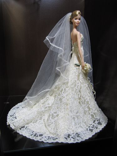 Bridal Barbie Fashions