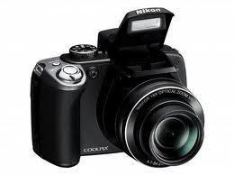 et bilde av et kamera som skal illustrere at du kan tjene penger på nett med et kamera