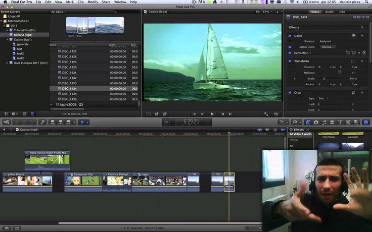 Tutorial: Final Cut Pro X Ita - Perchè comprarlo e Introduzione generale...