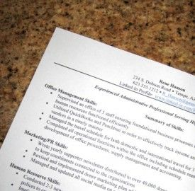 Is a Skills-Based Resume Right for You?