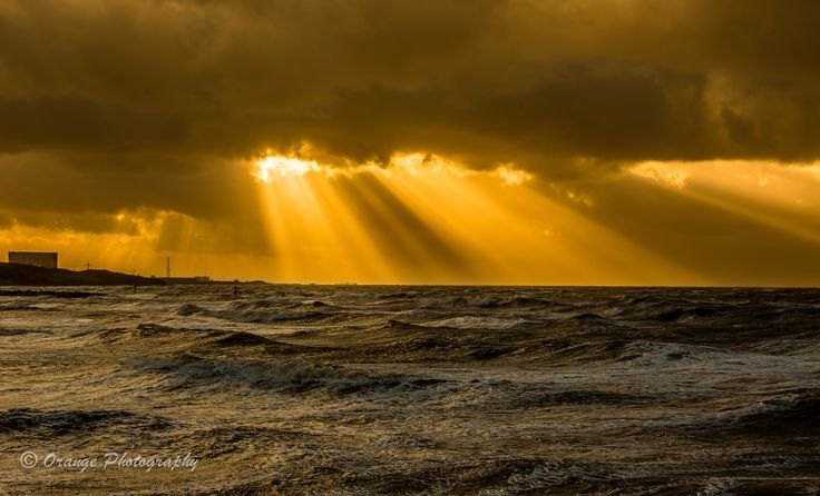 When the clouds open up !! by Clive Orange on 500px