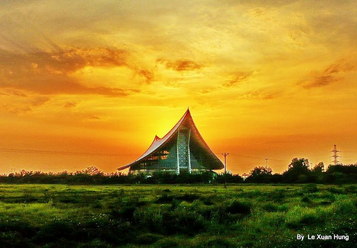 Haiphong Exhibition Hall - Vietnam
