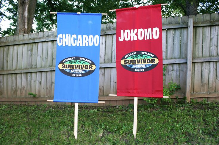 Survivor buffs and tribe flags
