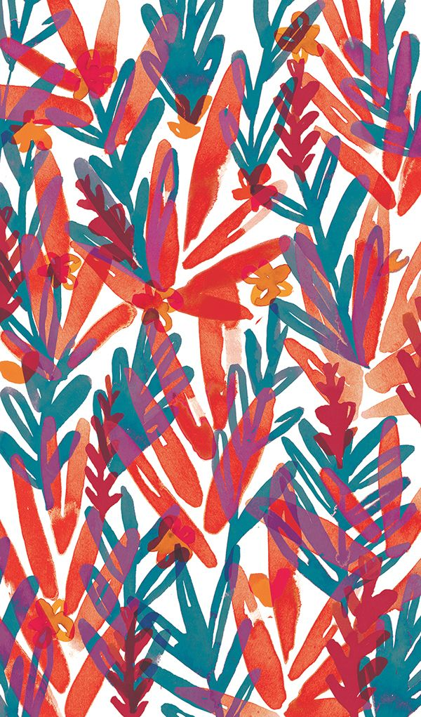 Ecoline textile series #pattern