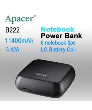 APACER Notebook Power Bank