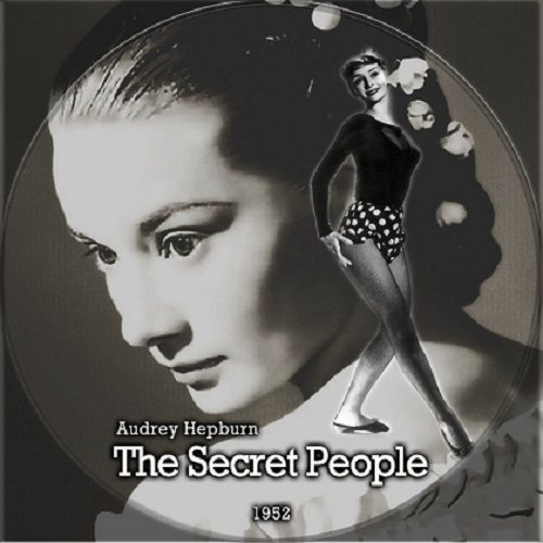 Secret People (1952)  Audrey Hepburn