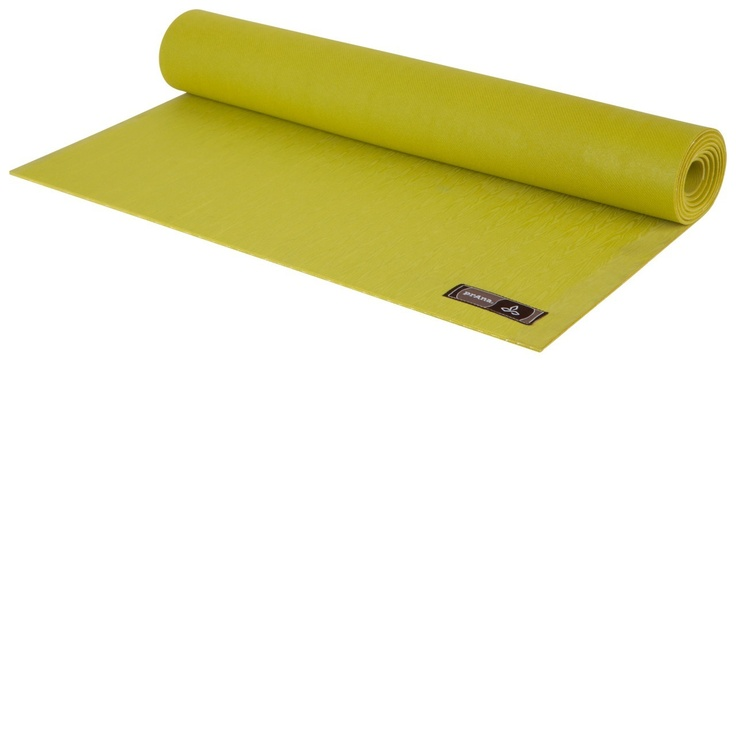 prAna Indigena 100% rubber mat in spinach - the Rolls-Royce of mats! (http://www.kamalaom.com/prana-indigena-natural-yoga-mat-spinach/)
