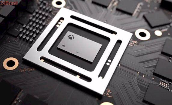 Xbox Scorpio será 4,5 vezes mais poderoso que o Xbox One e terá 6 teraflops, indica documento