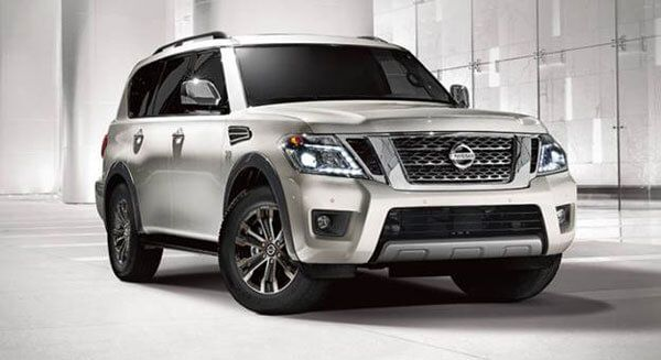 2020 Nissan Patrol Redesign Interior Concept 2019 2020
