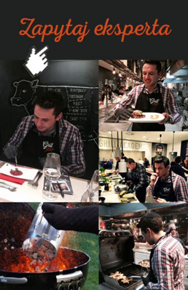 Ekspert Grill360 Michał Dobosz #grillowanie #grill #grille #weber #decofire #BBQSTAR