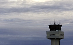 The Icelandic Meteorological Office at Keflavík international airport. The office's telephone number is: (+354) 425 6259.