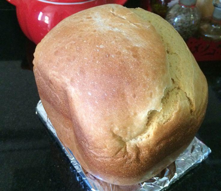Receita: Pão sem Gluten e sem lactose, na máquina de pão | http://flaviakitty.com/blog/2014/05/receita-pao-sem-gluten-e-sem-lactose-na-maquina-de-pao/