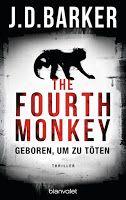 Zeit für neue Genres: Rezension: The Fourth Monkey. Geboren, um zu töten...