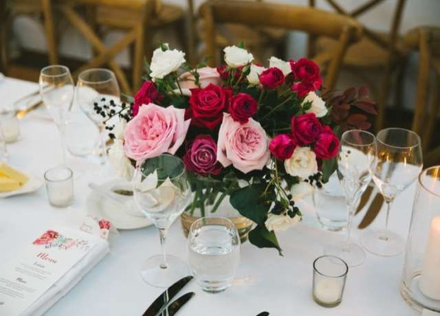 Table Settings - Banquet Tables