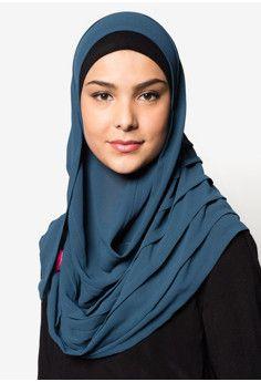 Zalora Sara-Lutfiyah-Instant-Shawl-175482-1