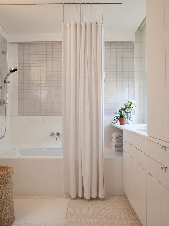 cortinas para box nem sempre uma alternativa provisria sabia curtain designscurtain ideascurtain room dividerswhite showerwhite bathroomsmodern