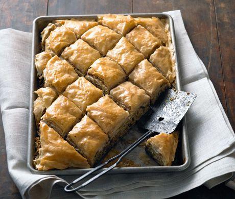 Bacon Baklava  Recipe | Epicurious.com