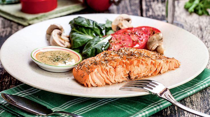 Confira 4 receitas fáceis e sofisticadas de salmão para ocasiões especiais