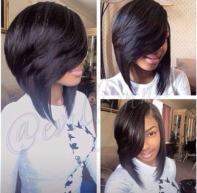The cut life. Bob life. Layers