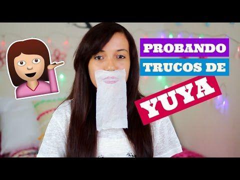¡HAGAMOS EL TAPETE DE NUESTRO CUARTO FÁCIL Y COOL! ♥ - Yuya - YouTube