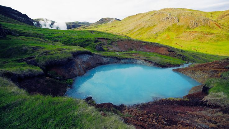 geotermal water
