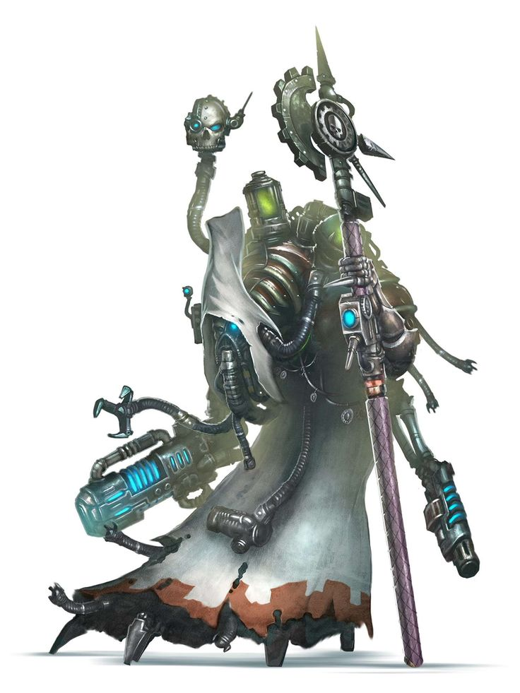 [W40K] Collection d'images : Adeptus Mechanicus - Page 3