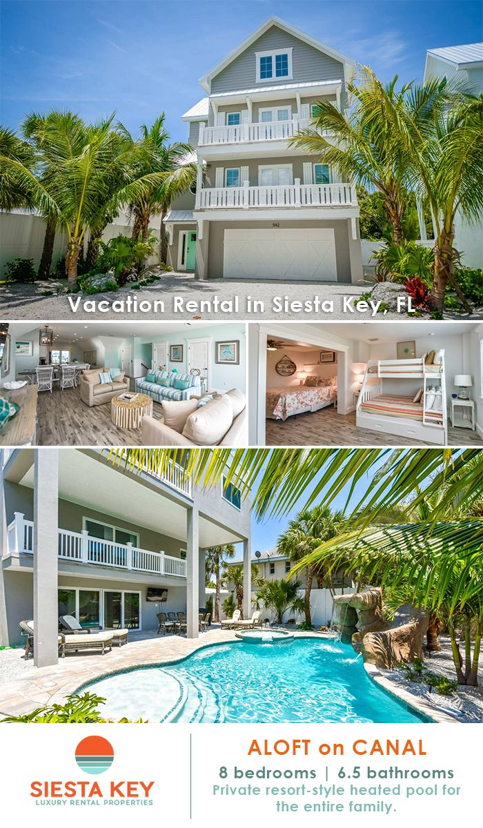 This Luxury Vacation Rental With Gulf Views And Has A Mini Water Park In  Your Backyard And A Rooftop Deck. Oh Ya, AND This Home Is Only About 1  Block To The ...