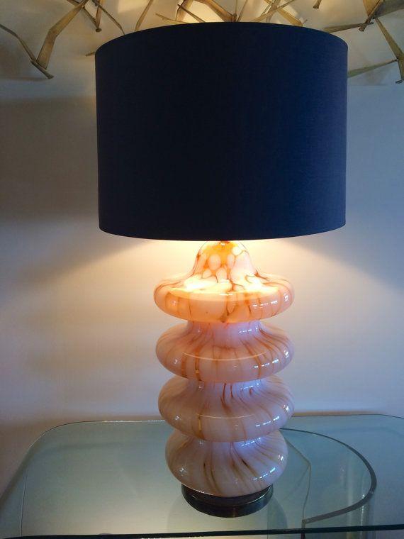 stunning design elegant table lamps. Large Murano Glass Table Lamp by OffCenterDesign7 on Etsy 75 best Elegant 20th Century Lamps images Pinterest