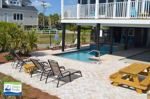 Garden City Surfside Beach Rentals
