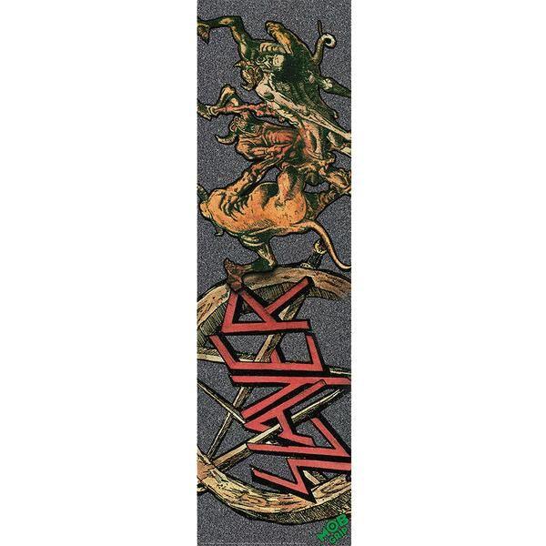 "Mob Slayer Hell Awaits 9"" x 33"" Skateboard Grip Tape"