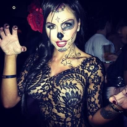 Ufc Ring Girl Brittney Palmer S Halloween Costume Mma
