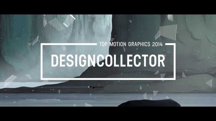 Designcollector's Motion Graphics 2014