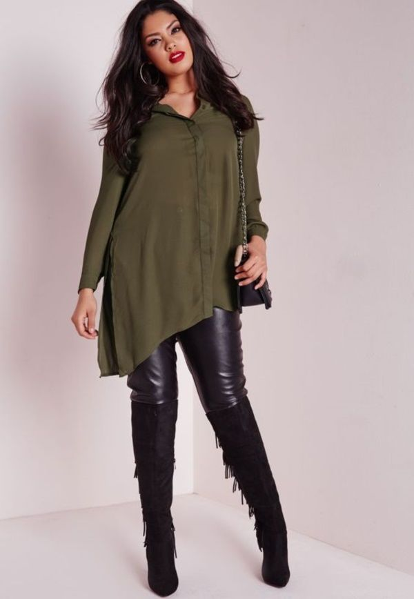 40 Curvy Women Fashion Outfits To Copy Right Now | http://hercanvas.com/curvy-women-fashion-outfits-to-copy-right-now/
