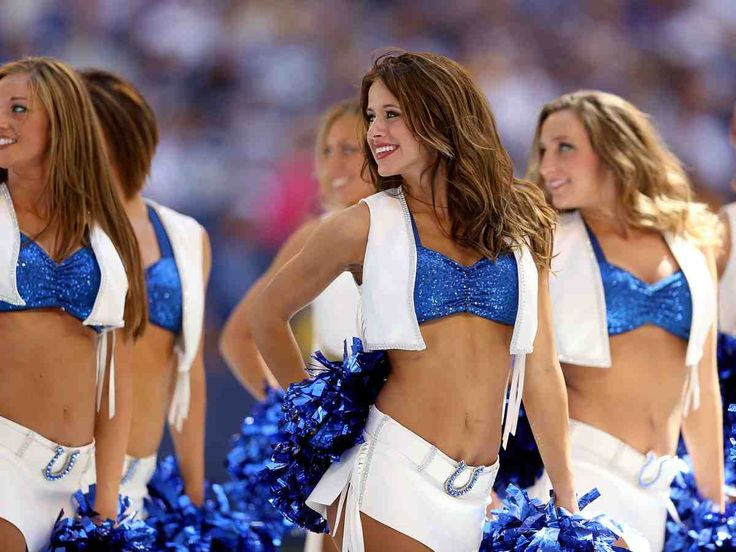 NFL Cheerleader Costumes