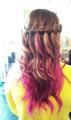Hair color Joelle CDJ