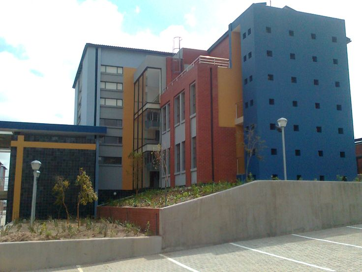 The new Thembisa Police Station. Project done for the South African Police Service