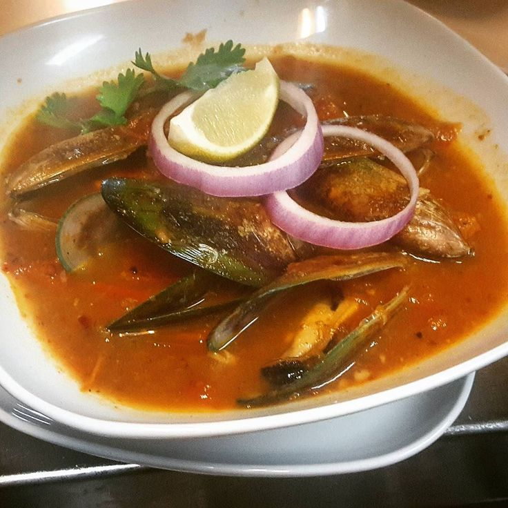 Seattle Map Redmond%0A Mussels in Rasam  Fruit of the sea in a tangy tamarind broth   restaurant