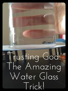 I used this idea in an assembly yesterday, focussing on people we trust and what it means to trust God.   This would work really well if ...