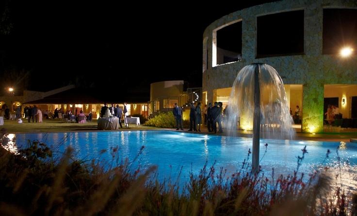 Piscina Wild Duck - Hotel FLamingo Pula - Cagliari - location ideale per Matrimonio