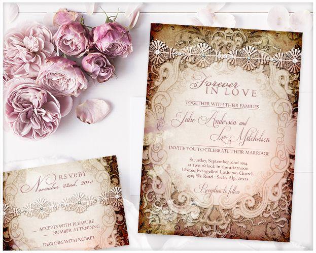 Vintage Storybook Wedding Invitation That Never Go Out Of Style Story Book Wedding Invitations Storybook Wedding Wedding Invitations