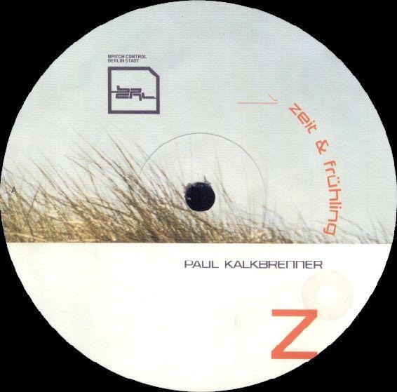 """Paul Kalkbrenner - Zeit: buy 2x12"""", Album at Discogs"""