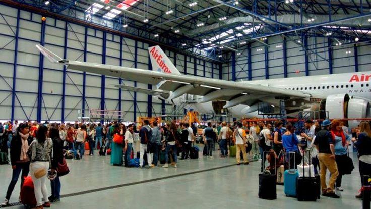 Hangar de Air Europa en aeropuerto de Madrid tendrá un costo de 25 mdd