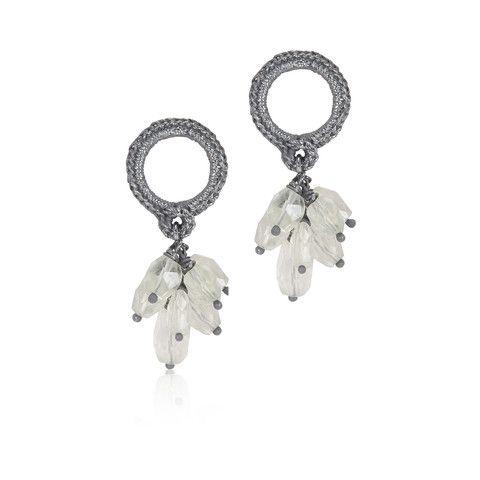 Tassel Earrings – Mora Designer Jewelry
