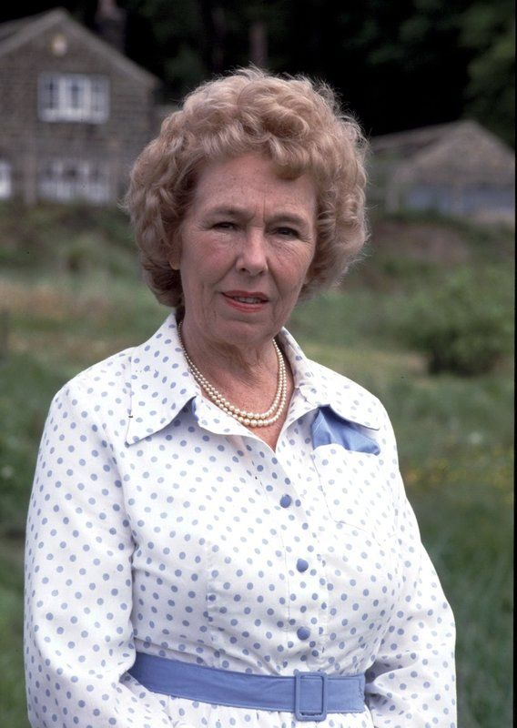 (CREDIT: ITV/REX/Shutterstock)  TV's Longest Serving Soap Stars:  Sheila Mercier Played: Annie Sugden (1972 - 1994, 1995, 1996, 2009, 'Emmerdale')  What would Annie make of what her grandsons Robert and Andy are getting up to at the moment?