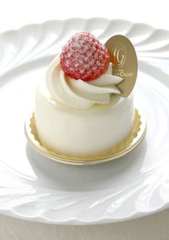 ♔ French pastry