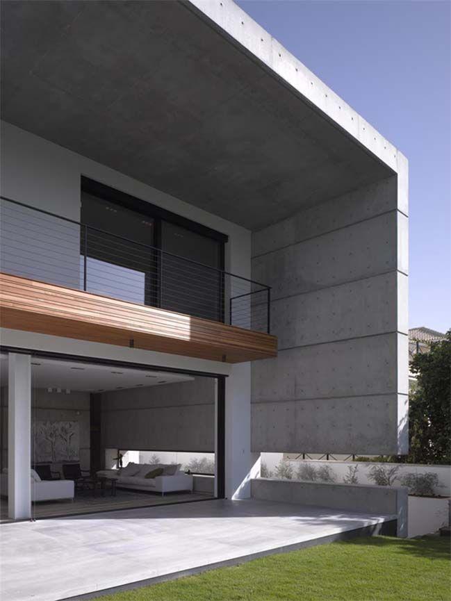 #concretehouse
